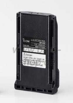 ICOM BP-232WP - LiIon-Akku 2300 mAh für ICOM IC-F3032S / IC-F4032S / IC-F3262DS/DT / IC-F4262DS/DT / IC-F3062S FuG11b