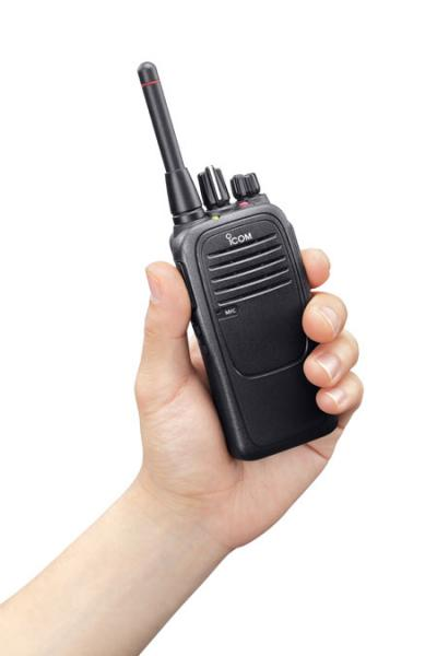 ICOM Handfunkgerät IC-F29DR2 analog + digital - PMR446